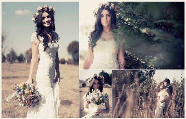 Brautmode im hippie stil von grace loves lace for Hippie brautkleid online shop