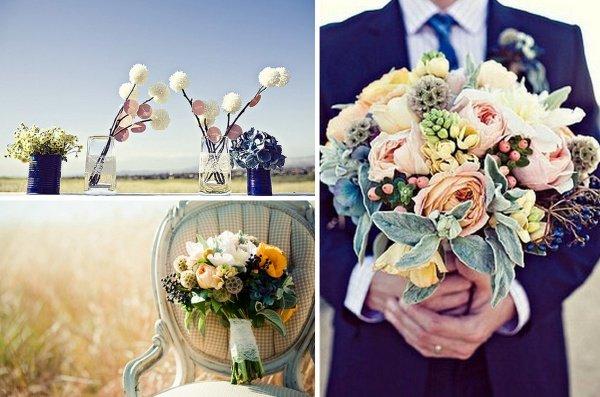 Inspirationen Fur Eine Grune Hochzeit Mit Vintage Und Hippieflair