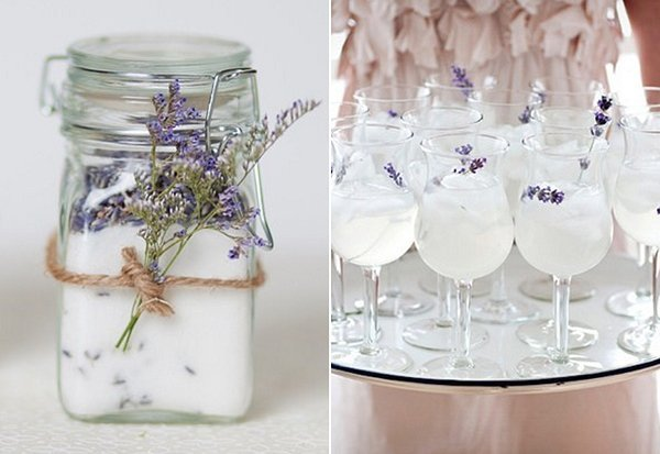 Selbstgemachte k stlichkeiten aus lavendel for Selbstgemachte hochzeitsdeko