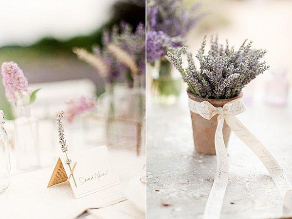 Inspirationen Fur Eine Romantische Lavendel Hochzeit Friedatheres Com