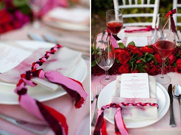 Ein Farbfest F R Die Sinne Und F R Die Hochzeit