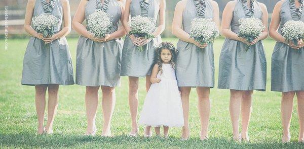 Hochzeit Schleierkraut