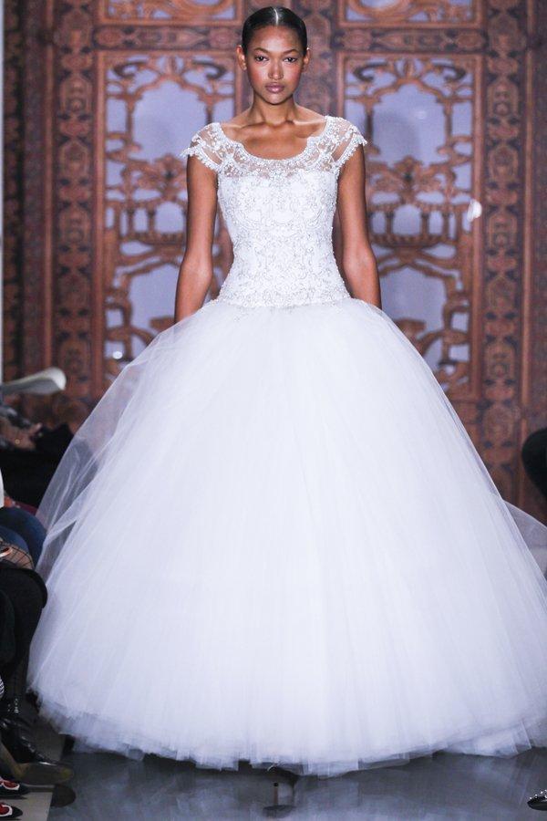 Brautmode 2013