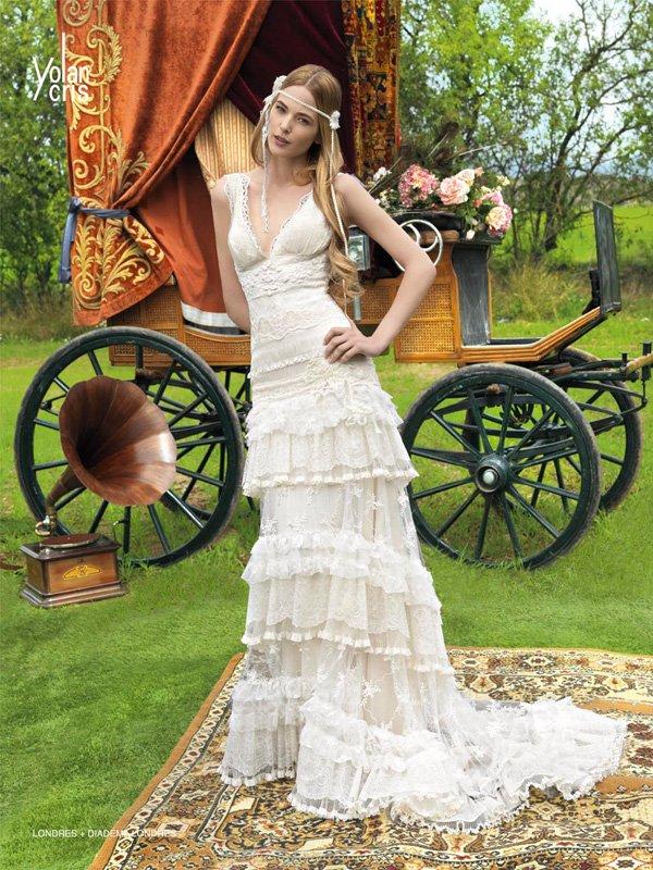 Matrimonio Bohemien Qr Code : Schönste hippie brautkleider friedatheres