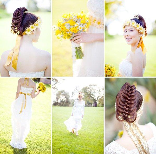 Flechtfrisur Hochzeit (2)