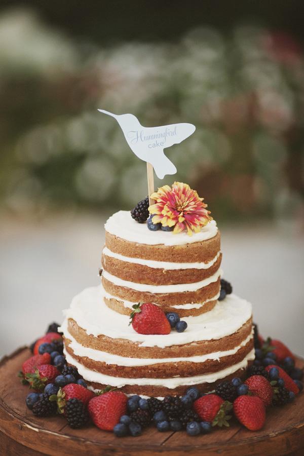 Hochzeitstorte echte Blumen (2)