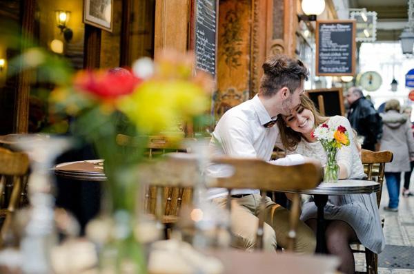 Verlobung in Paris (1)