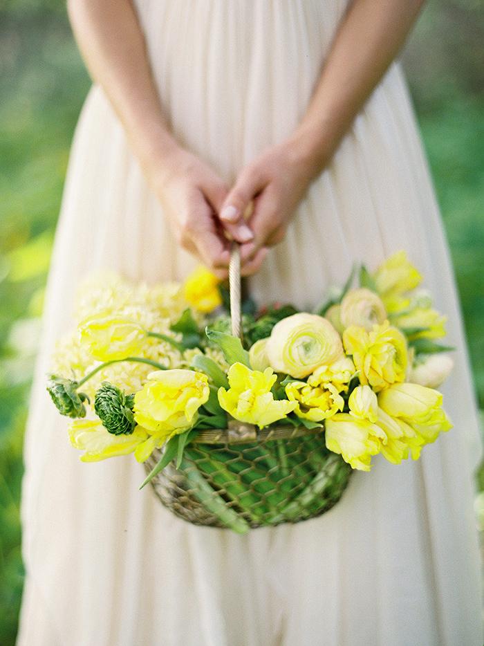 Brautstrauss gelb (4)