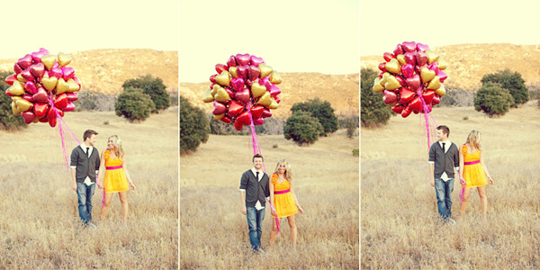 Hochzeit Luftballons (3)