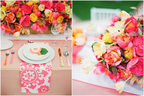 Hochzeit Sommer Pink (1)