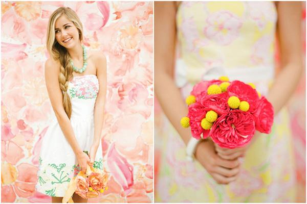 Hochzeit Sommer Pink (9)