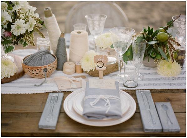 Hochzeit Vintage blau (4)