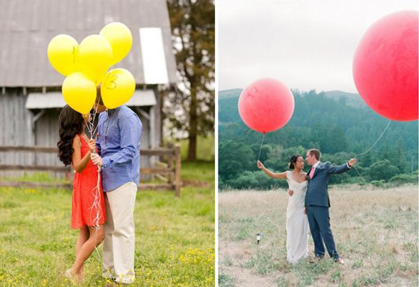 hochzeitsideen mit luftballons. Black Bedroom Furniture Sets. Home Design Ideas