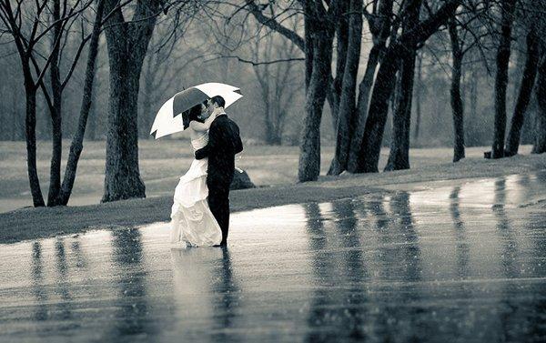 Hochzeit Regen (2)