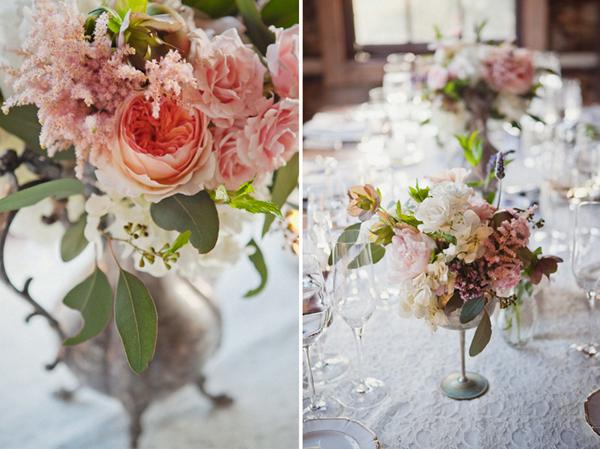 Eine Wunderbar Romantische Vintage Hochzeit Friedatheres Com