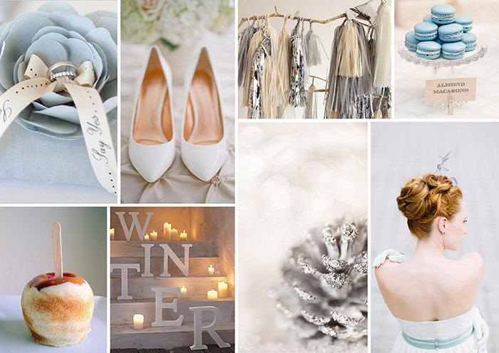 Hochzeit blau Winter (2)