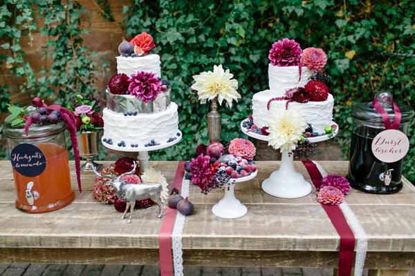 Hochzeit Beerenfarbe (149)