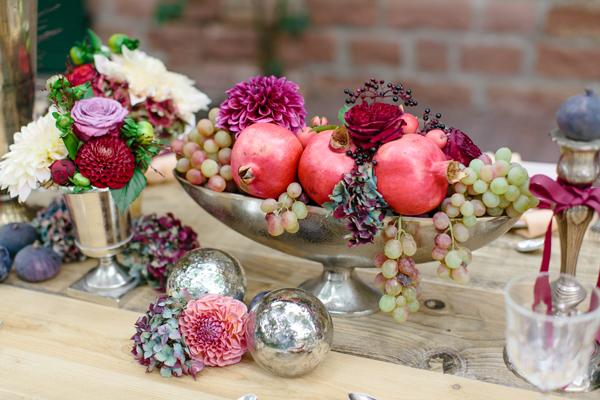Hochzeit Beerenfarbe (25)