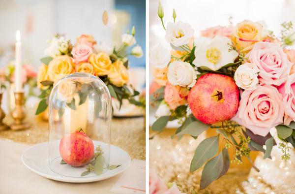 Hochzeit Gold Rosa (42)