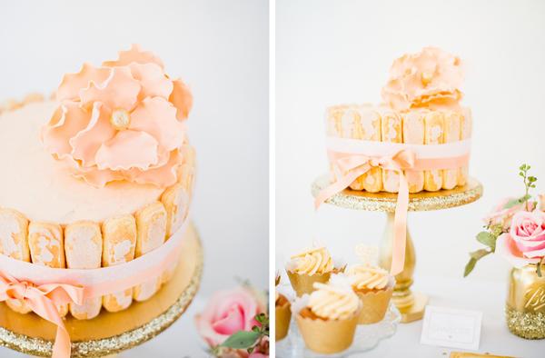 Hochzeit Gold Rosa (60)