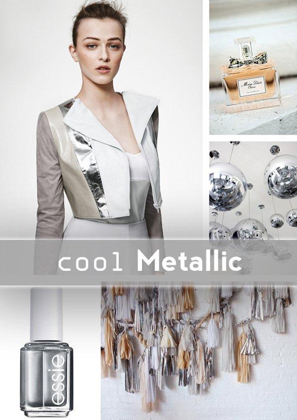 metallic hochzeit