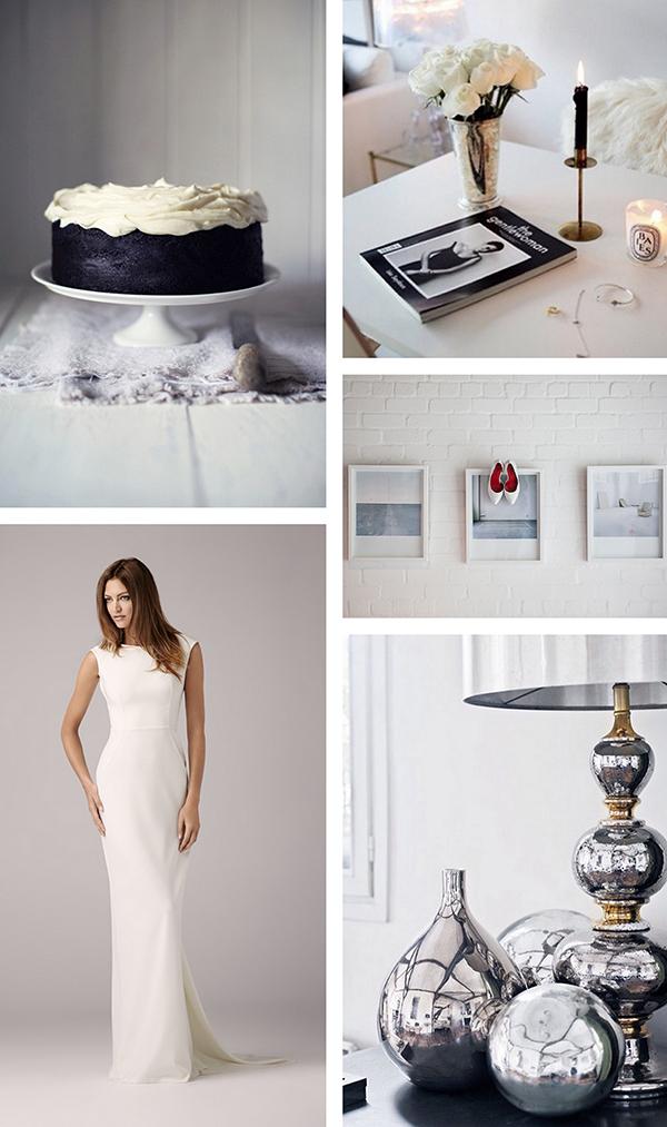 Hochzeit modern