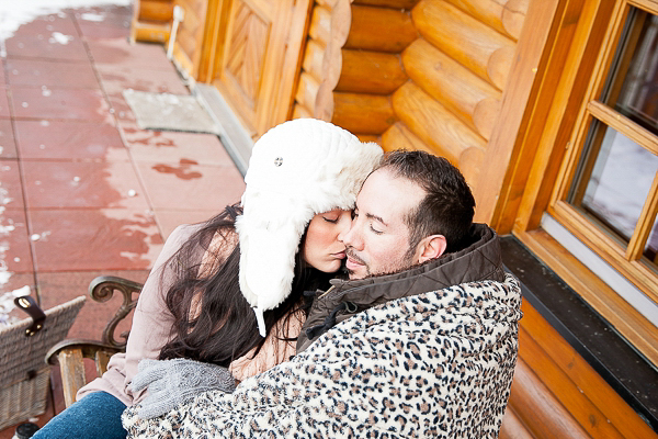 Verlobungsfotos im Schnee (137)