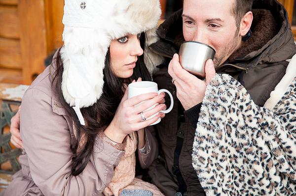 Verlobungsfotos im Schnee (145)