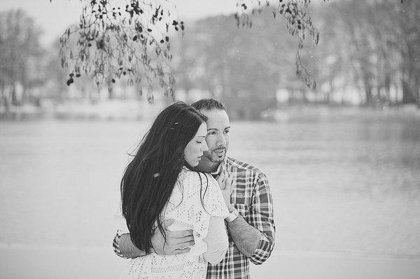 Verlobungsfotos im Schnee (209)