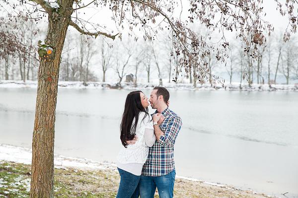 Verlobungsfotos im Schnee (49)