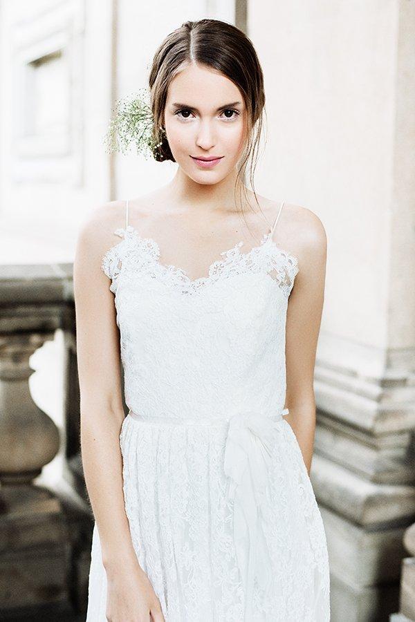 Brautmode 2015 von kisui berlin for Blumenkinder kleider berlin