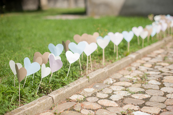 Eine Wahnsinns DIY Hochzeit