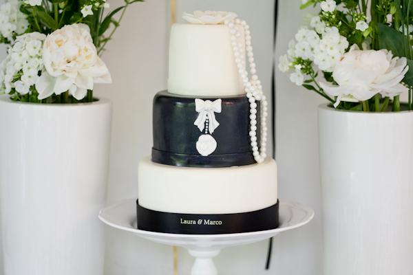 Candybar Hochzeit schwarz weiss (7)