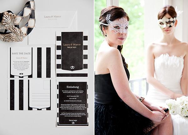 Hochzeit schwarz weiss (2)