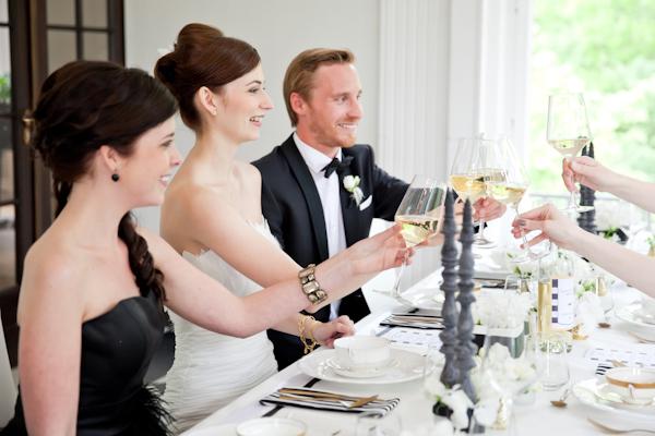 Hochzeit schwarz weiss (63)