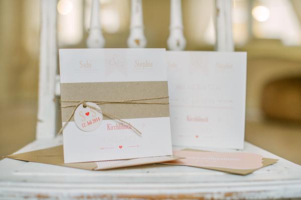 Karten Hochzeit braun rosa (5)