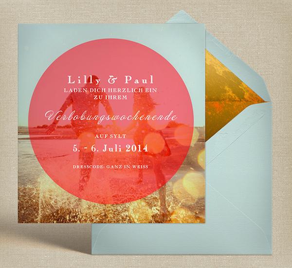 Einladung Hochzeit online