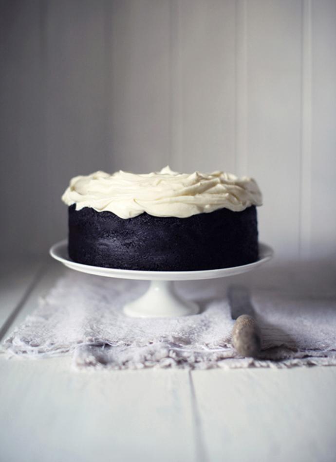 torte schwarz weiss