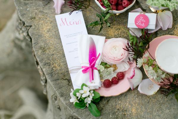 Hochzeitsdeko Federn (21)