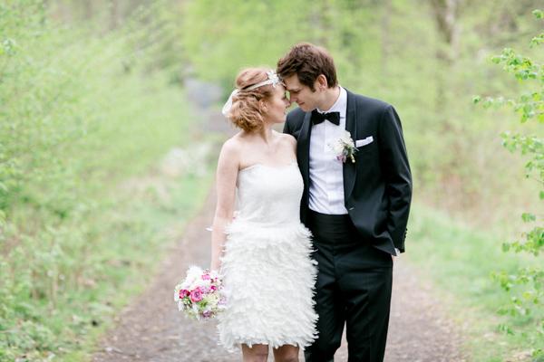 Hochzeitsdeko Federn (51)