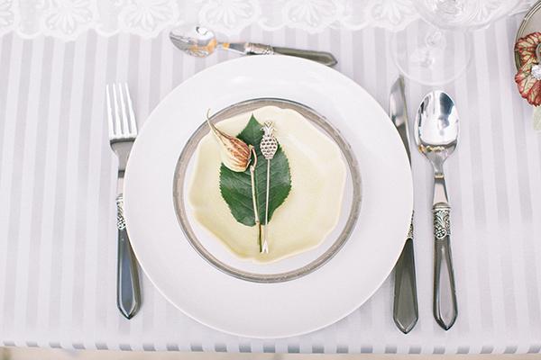 Hochzeitsdeko Gelb und Mint (17)