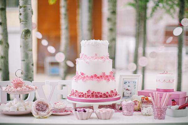 Hochzeitsdeko Gelb und Mint (28)