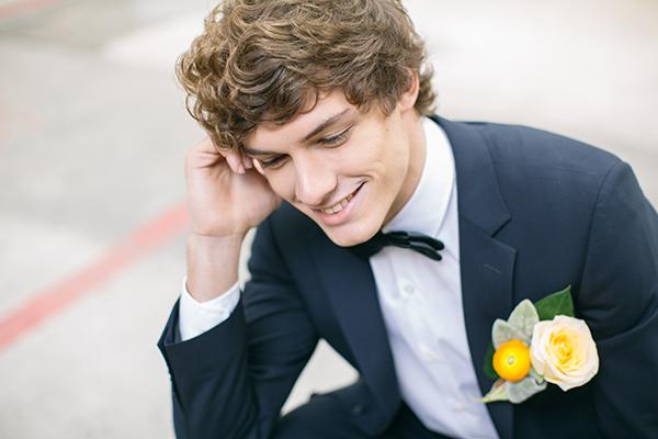 Hochzeitsdeko Gelb und Mint (36)
