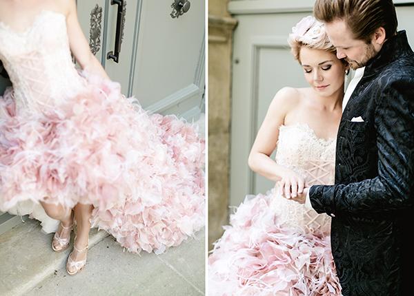 Brautkleid rosa (2)