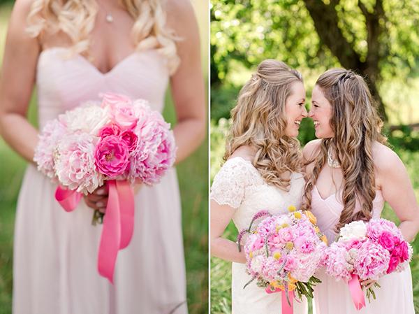 Hochzeit Sommer rosa (1)