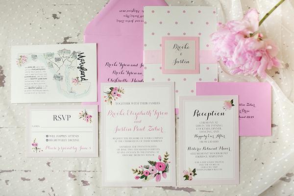 Hochzeit Sommer rosa (12)