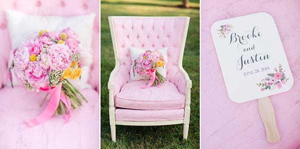 Hochzeit Sommer rosa (3)