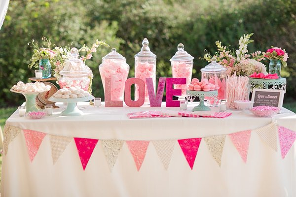 Hochzeit Sommer rosa (5)