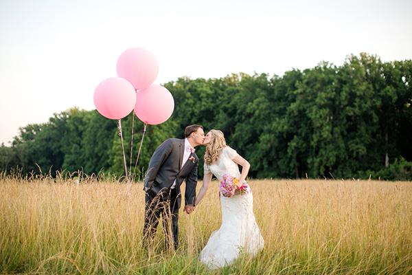 Hochzeit Sommer rosa (8)
