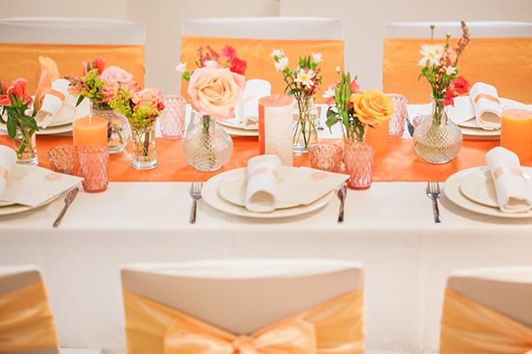 Hochzeitsdeko Orange (67)